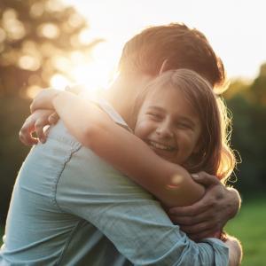 Прегръдките са полезни за здравето ни