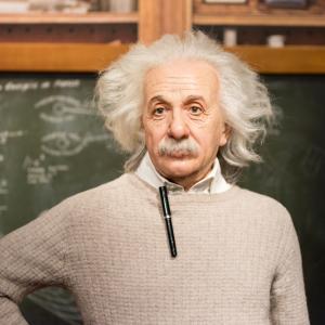 Алберт Айнщайн: всеки е гений