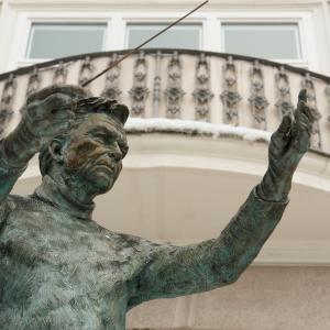 5 април - 112 години от рождението на прочутия диригент Херберт фон Караян