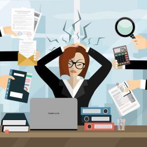 Може ли да ни излезе пъпка от стрес?
