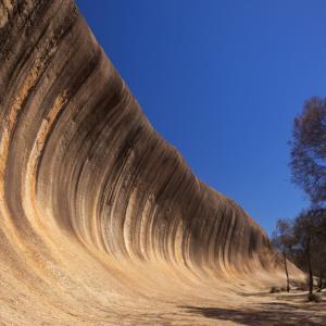 Каменна вълна за сърф смайва в Австралия