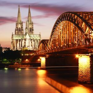 14 август 1880 г. - Приключва строителството на Кьолнската катедрала