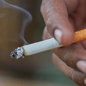 Ракът тръгва още с първата цигара