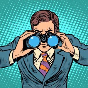 Виц: Шпиониране
