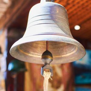 За камбаната, окачена по времето на крал Жан