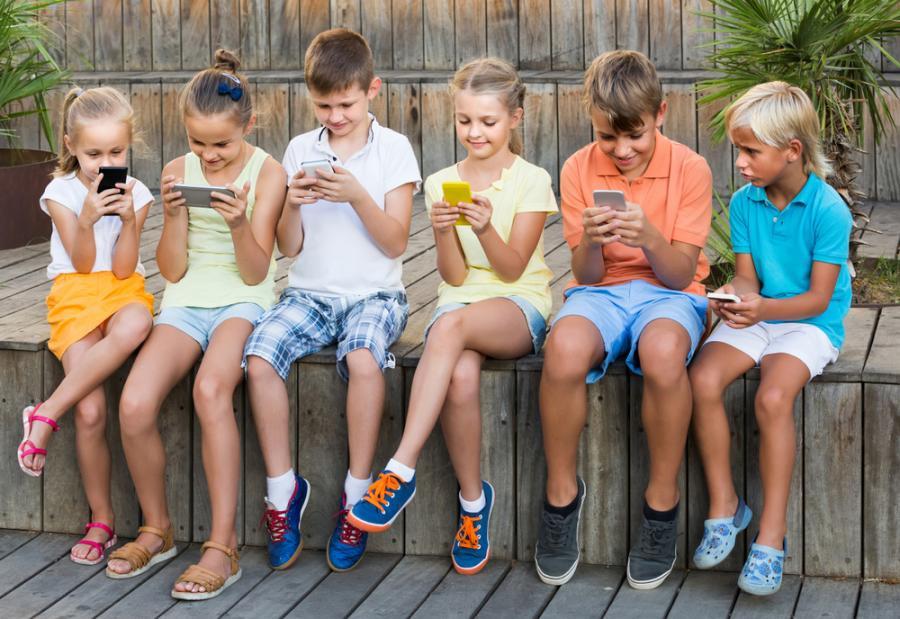 Дети и смартфоны. Все хуже чем мы думаем