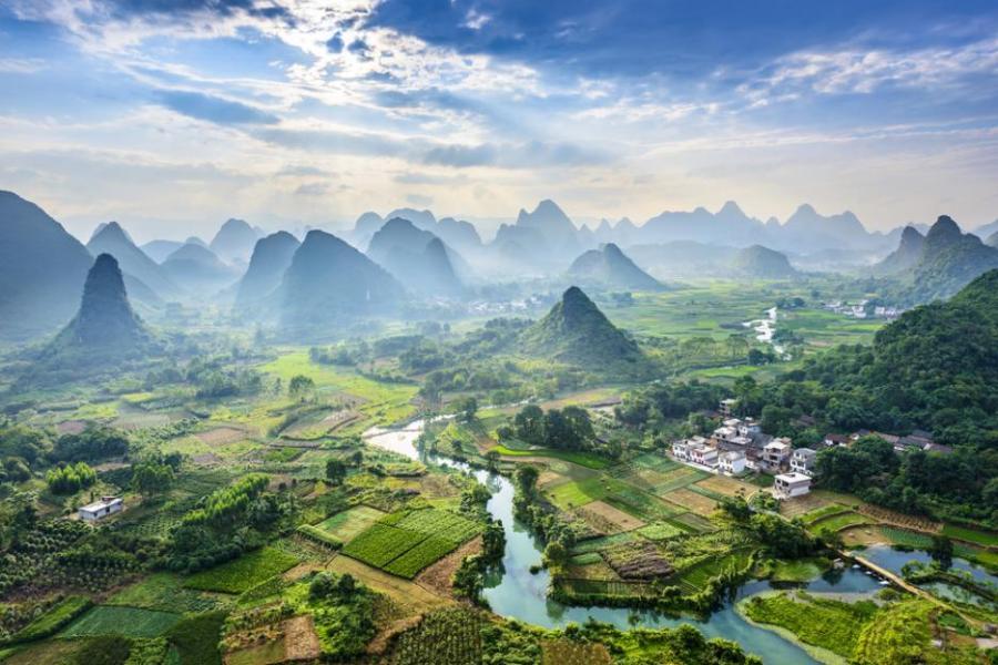 История загадочной китайской деревни Янси