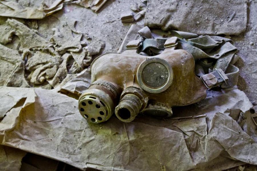 33 години от аварията в Чернобил | Page 2 | Обекти