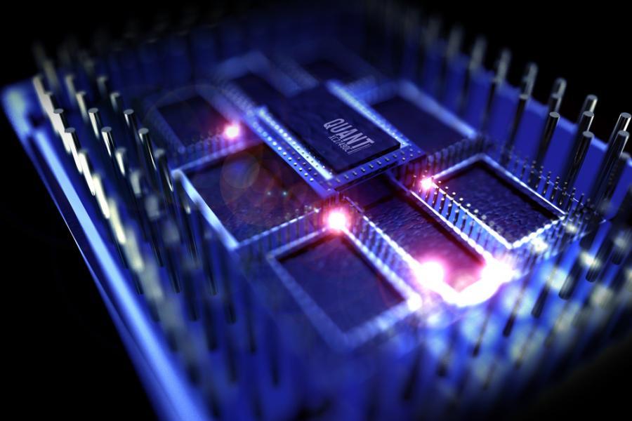 Как работят квантовите компютри? | Обекти