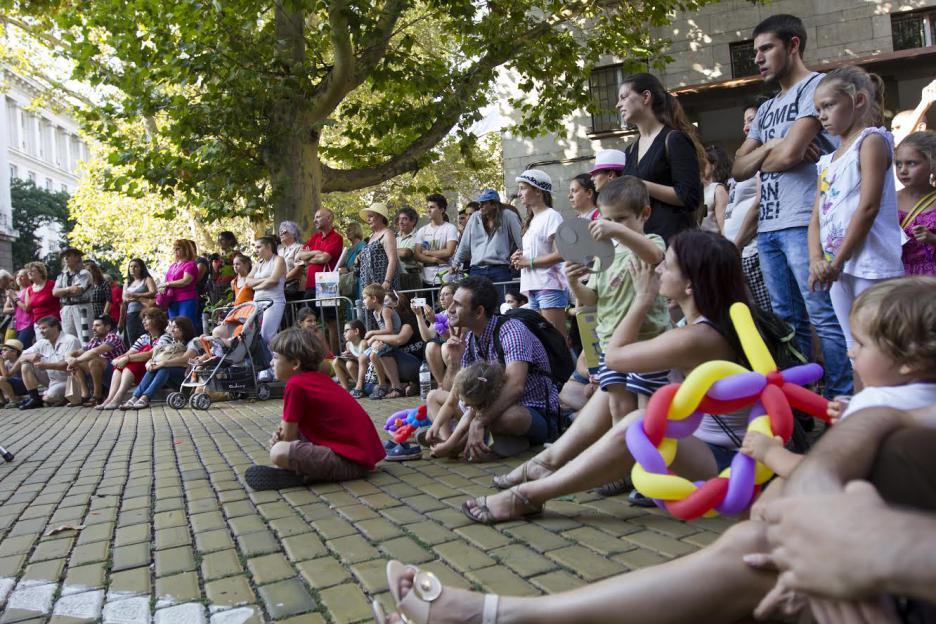 Резултат с изображение за Фестивалът за градска култура
