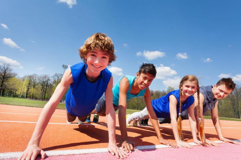 2e0d0550738 Интензивна тренировка с почивки стимулира мозъка на детето | Обекти