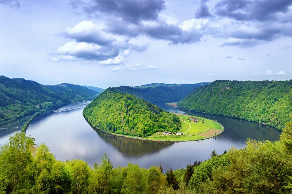 Schöne Blaue Donau