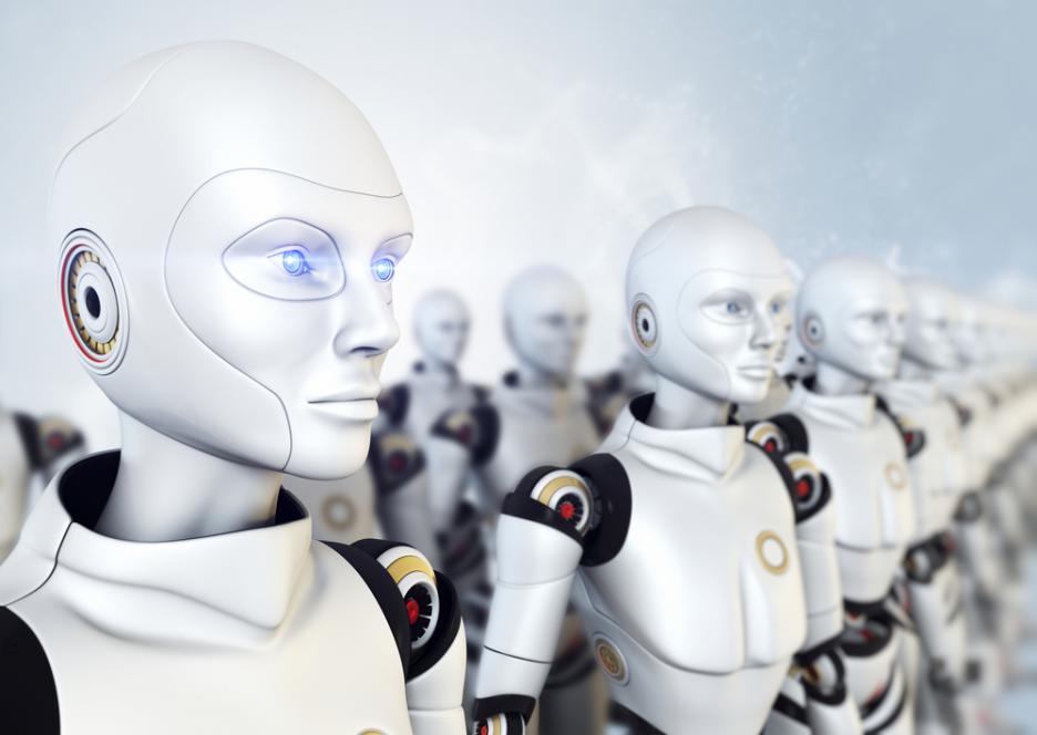 55d5fd31dcc Американската армия обмисля замяната на войници с роботи | Обекти