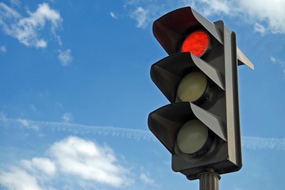 Резултат с изображение за първите светофари.