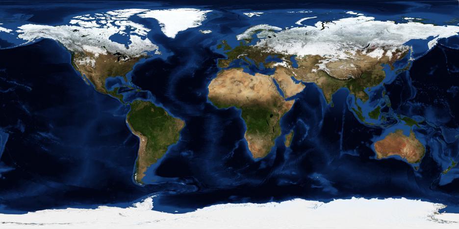 Satelitna Karta Na Zemyata Karta 2019